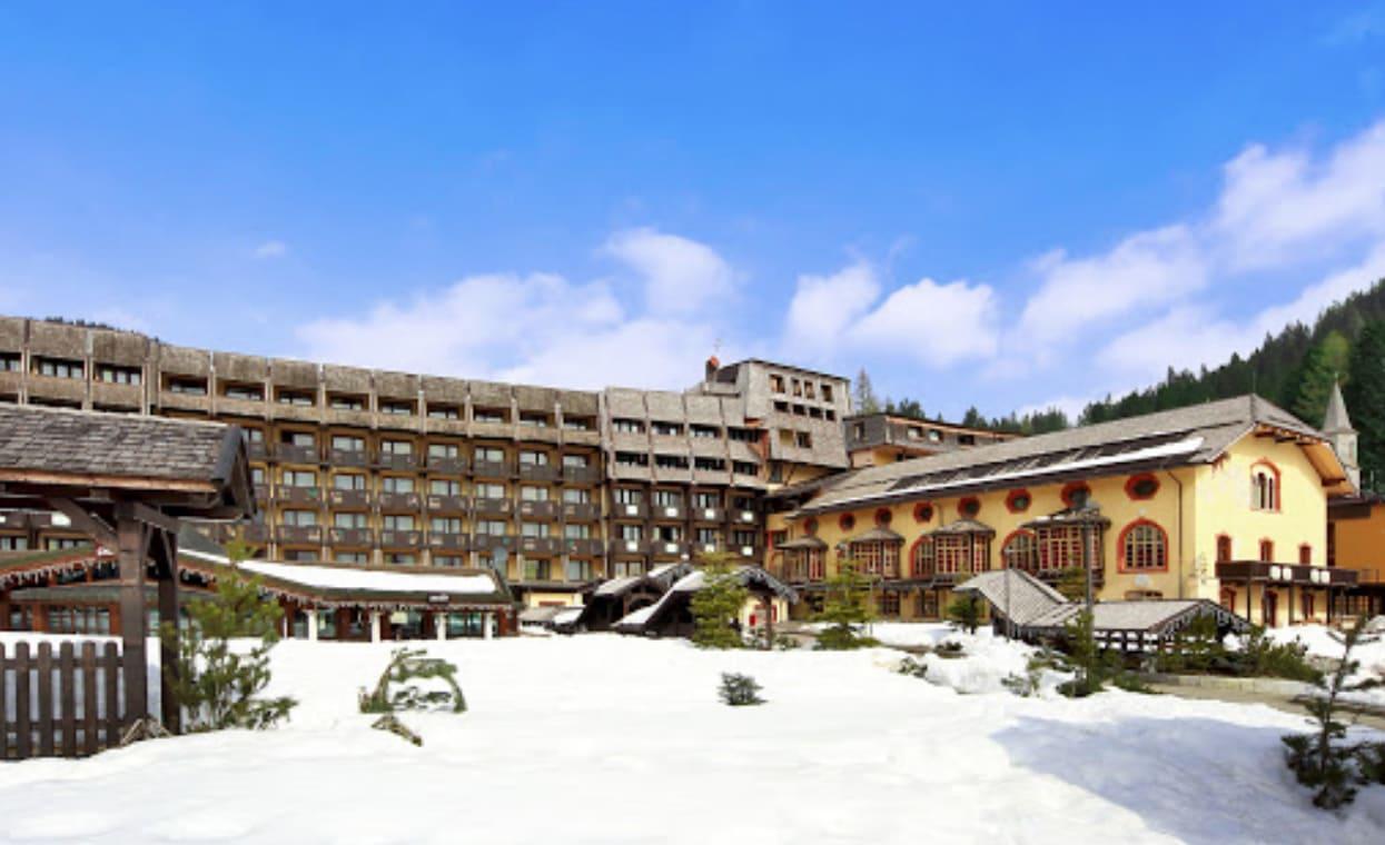 Hotel del Alpes